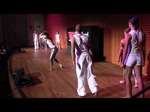 TEDxStanford - Aleta Hayes and the Chocolate Heads - Dark matter dance