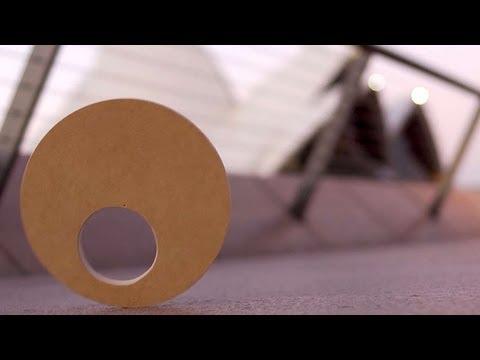 Spinning Disk Trick