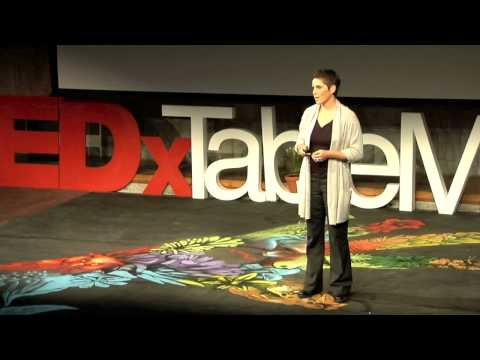 The Tao of tackling tough problems: Karen Goldberg at TEDxTableMountain