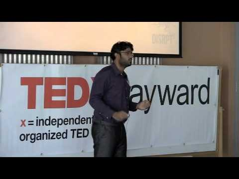 TEDxHayward - Nishant Jacob - Empowering Community Organizer for Common Good