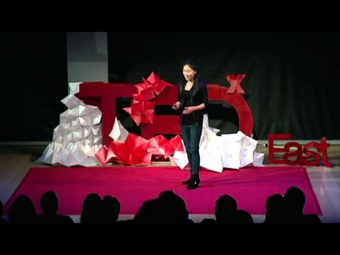 TEDxEast - Cassandra Lin- Be Your Own Superman