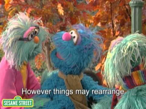 Sesame Street: Changes Song