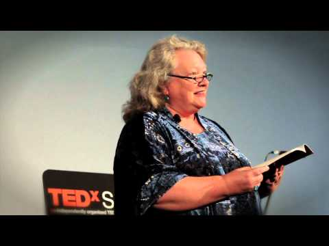 TEDxSF - Molly Fisk - Poetry