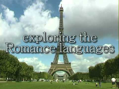 Romance Languages - upcoming video series (teaser)