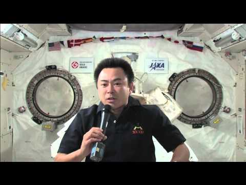 Station Crew Member Discusses Life in Space with Japanese Media (English Translated Version)