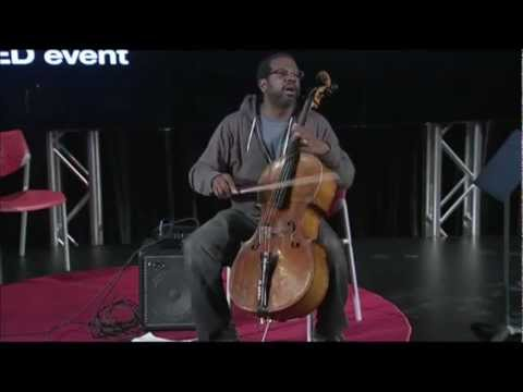 Why do we assume all the elephants in the room like peanuts? Paul Rucker at TEDxTacoma