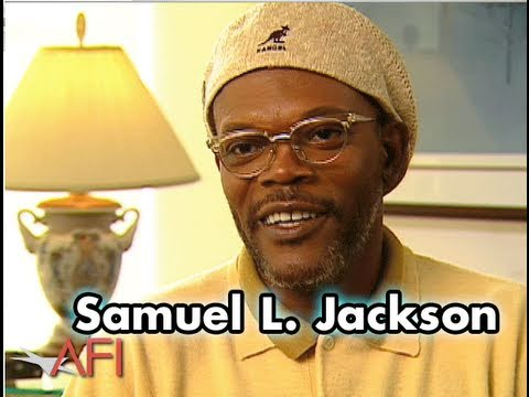 Samuel L. Jackson On PULP FICTION