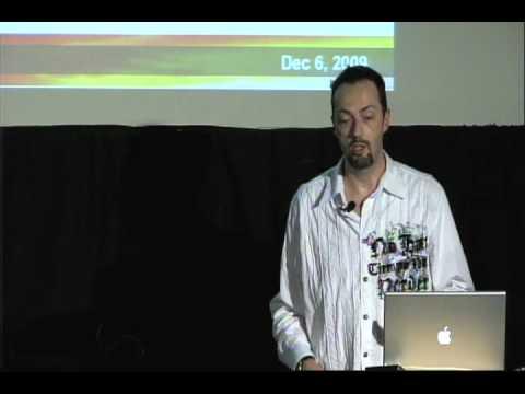 TEDxOttawa - Bob LeDrew - 12/06/09