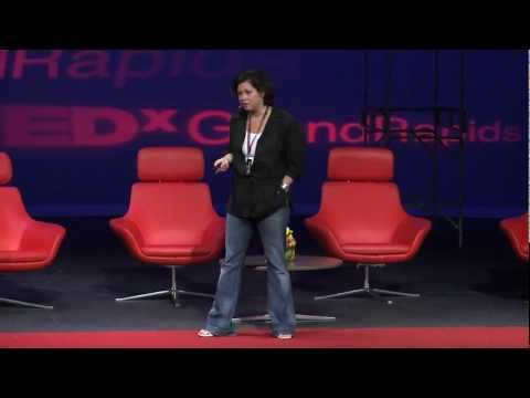 TEDxGrandRapids - Sheryl Connelly - Innovate: Uncertainty