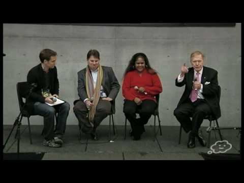 TEDxSydney - Speaker Interviews - Michael Cathcart, Mary Victor O'Reeri & Michael Kirby