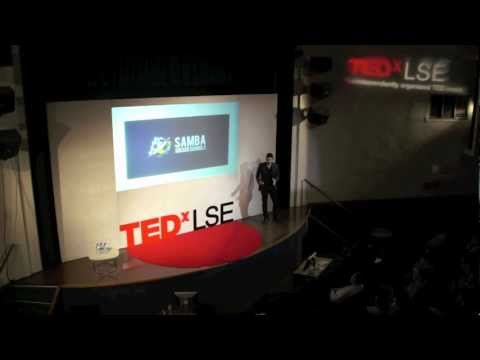 TEDxLSE - Nilio Bagga - The Art of Samba Soccer