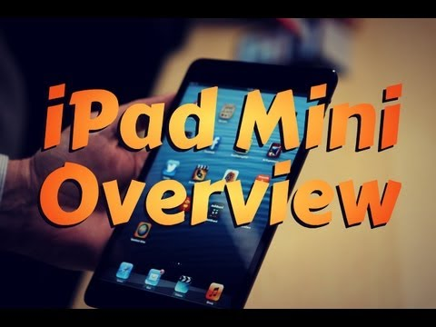 NEW iPad Mini Overview - Everything You Need to Know