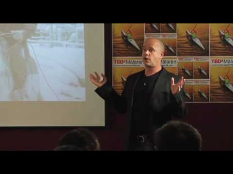 TEDxMälaren - Mikael Strandberg - NORMALNA, The Siberian Way to Understanding the Meaning of Life