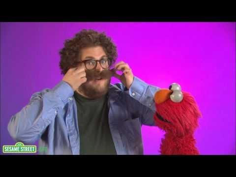 Sesame Street: Jonah Hill: Mustache