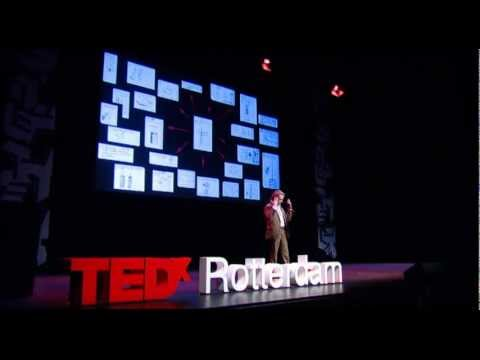 TEDxRotterdam - Merijn Bollink - Great - but accidentally discovered - ideas will lead the future