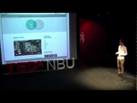 TEDxNBU - George Yanakiev - How to find your kind of work
