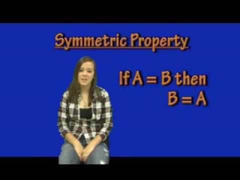 Symmetric Property