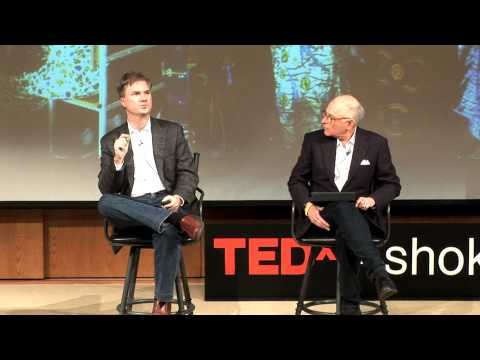 TEDxAshokaU  2011 - Buck Goldstein and Holden Thorp