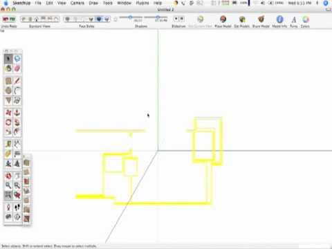 The Sketchup Show #13: The Sandbox Tools (Pt.1)