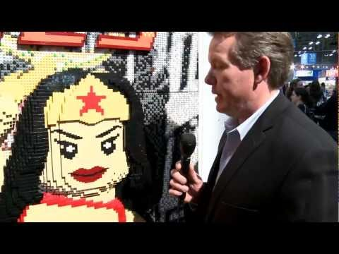 The Spangler Effect - EXTRAS - Lego Woman
