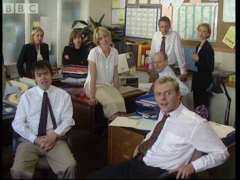 New Office Manager - Big Train - BBC Comedy