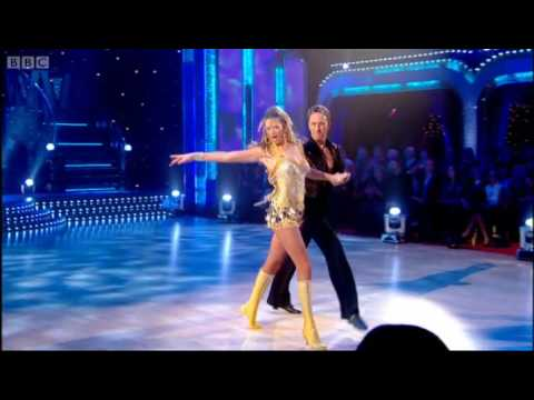 Penny & Ian's Samba - Strictly Come Dancing - BBC