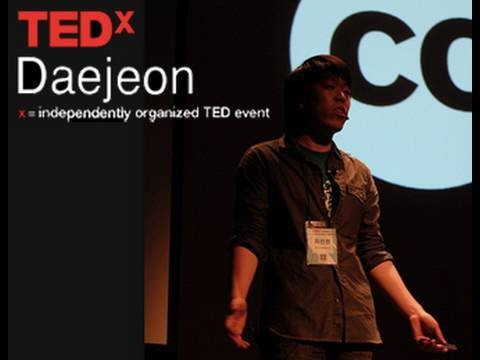 TEDxDaejeon - RecAndPlay - A spirit of sharing information and culture:CC