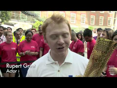 Olympic Torch Relay Day 68 Highlights - London 2012