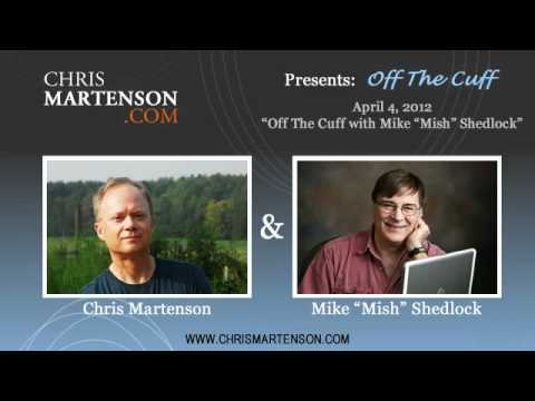 "Off The Cuff with Mike ""Mish"" Shedlock"
