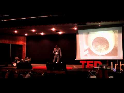 To Be A Reader: Shadi Abu Nassar at TEDxIrbid