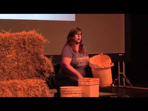 TEDxGrassValley - Samantha Hinrichs - Everyone deserves a home:
