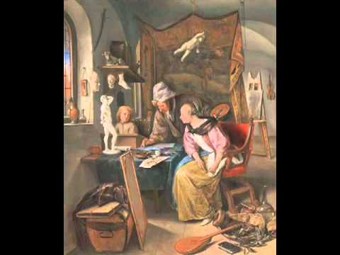 The Drawing Lesson, Jan Steen