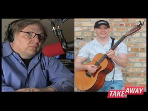 The Takeaway's John Hockenberry calls a loyal listener...