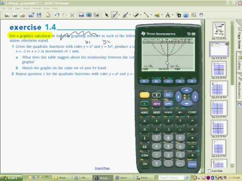 Nonlinear Graphs Part 2