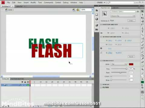 Use 3D Flash 10: 3D Limitations