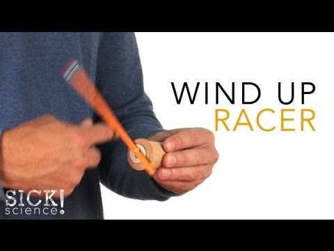 Wind Up Racer - Sick Science #089