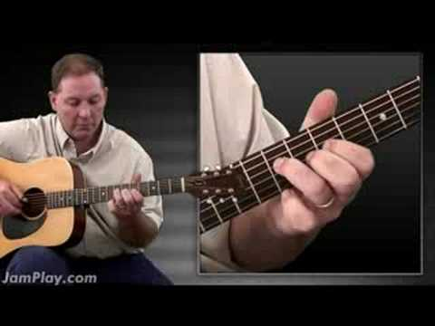 Tommy Emmanuel Style Lick - Guitar Lesson