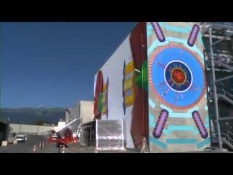Steve Goldfarb meets Joseph Kristofoletti (artist) - ATLAS Mural
