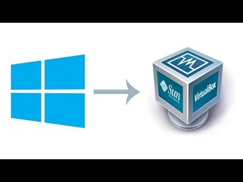 Try Out Windows 8 using VirtualBox (Windows/OS X)