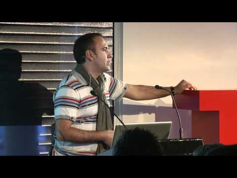 TEDxRhein-Main- Ibrahim Evsan - The Information Company
