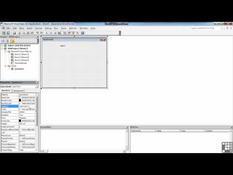 Visual Basic for Excel Tutorial | Creating a User Form | InfiniteSkills