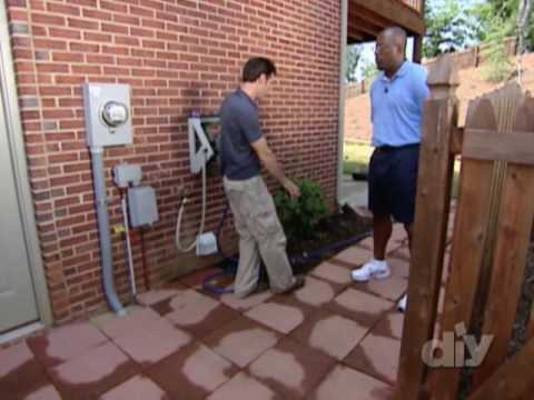 Siding Storage Shed - DIY Network