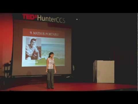 TEDxHunterCCS - Meena Boppana -Top Ten Reasons Why I love Math