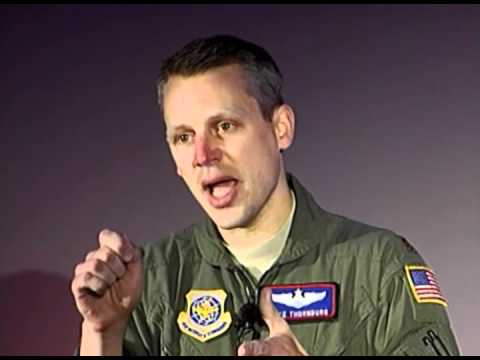 TEDxScottAFB - Jake Thornburg - Mobility Pilots Perspective On Honorable Return