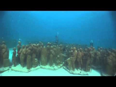 Real people can't live underwater