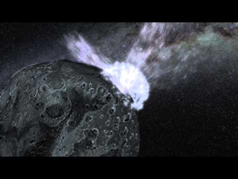 NASA | Swift and Hubble Probe an Asteroid Crash