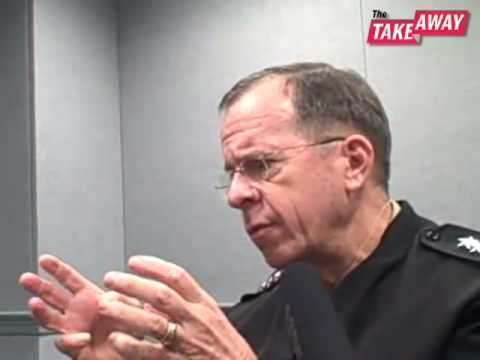 The Takeaway: Joint Chiefs Chair Adm. Mike Mullen on Haiti Relief Efforts