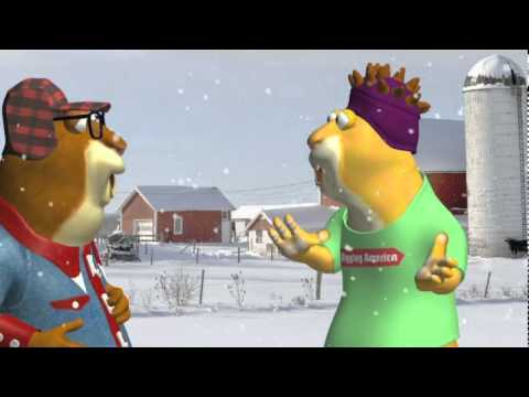 Wilson and Ditch |  We Love the Winter Holidays! | PBS KIDS GO!