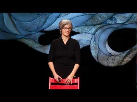 The Habit of Being:  Linda K. Johnson at TEDxConcordiaUPortland