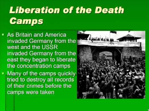 Schmidt Notes - US History - Unit 6 - The Allies Liberate Europe (Chapter 17.2b)